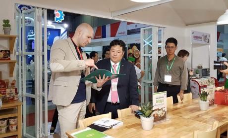 Hơn 450 nhà triển lãm trong nước, quốc tế sẽ hội tụ tại Vietnam Foodexpo 2018